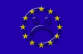 Brexit sad face